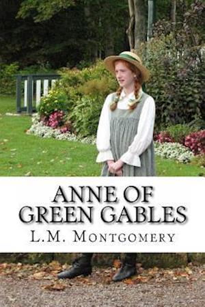 Bog, paperback Anne of Green Gables af L. M. Montgomery