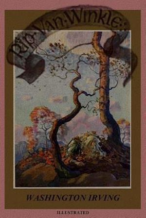 Bog, paperback Rip Van Winkle af Washington Irving