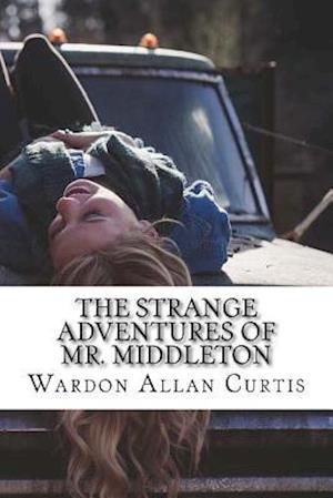 Bog, paperback The Strange Adventures of Mr. Middleton af Wardon Allan Curtis
