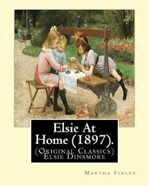 Bog, paperback Elsie at Home (1897). by af Martha Finley