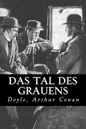 Bog, paperback Das Tal Des Grauens af Doyle Arthur Conan