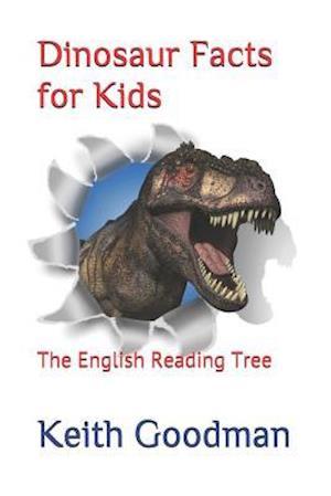 Bog, paperback Dinosaur Facts for Kids af Keith Goodman