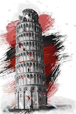 Bog, paperback A Painting of the Leaning Tower of Pisa af Unique Journal