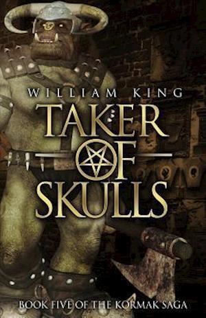 Bog, paperback Taker of Skulls af William King