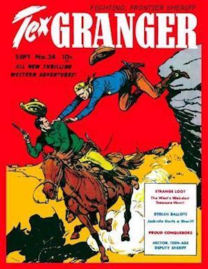 Bog, paperback Tex Granger 24 af Parents' Magazine Press