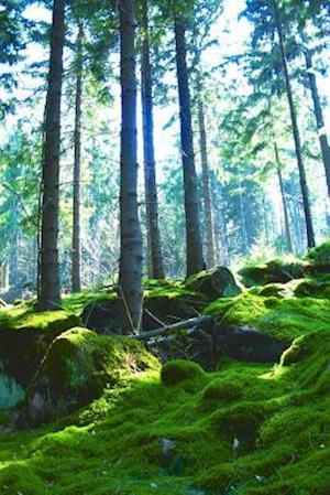 Bog, paperback Moss on the Forest Floor Journal af Cs Creations