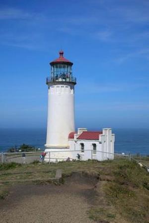 Bog, paperback Website Password Organizer North Head Lighthouse in Oregon af Unique Journal