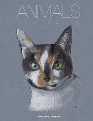 Bog, paperback Animals - Portraits af Ana M, Animal Love Publishing