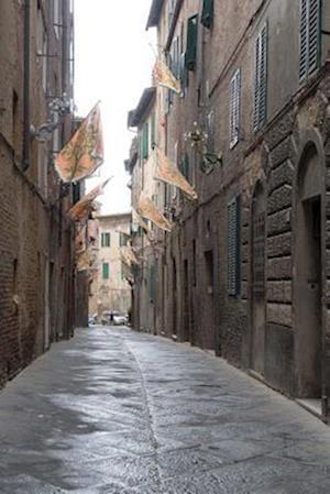Bog, paperback Website Password Organizer an Alley in Siena, Italy af Unique Journal