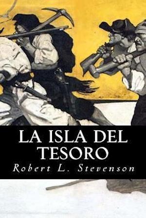Bog, paperback La Isla del Tesoro af Robert L. Stevenson