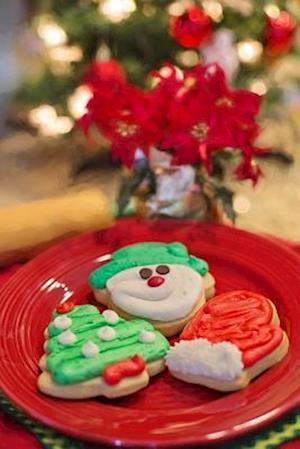 Bog, paperback Decorated Cookies for Santa Journal af Cs Creations