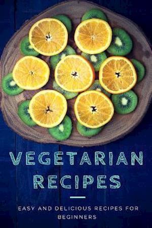 Bog, paperback Vegetarian Recipes af Jennifer Lynn