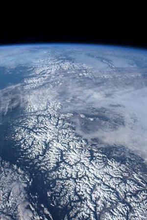 Bog, paperback Coast Mountain Range of Canada and Alaska from Space af Unique Journal