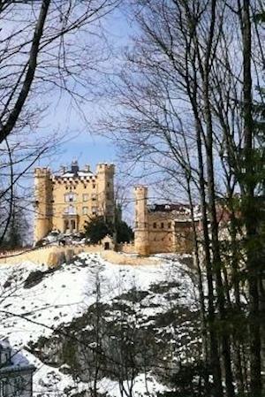 Bog, paperback The Scenic Hohenschwangau Castle in Bavaria af Unique Journal