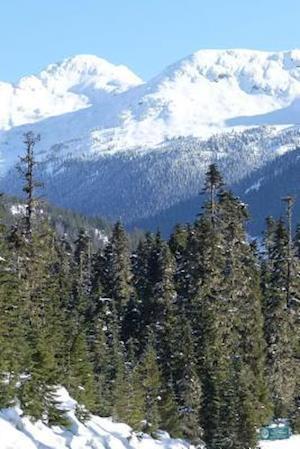 Bog, paperback Lillooet Canada Coast Mountain Range af Unique Journal