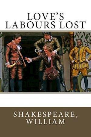 Bog, paperback Love's Labours Lost af Shakespeare William