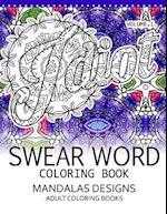 Swear Word Coloring Book Vol.1