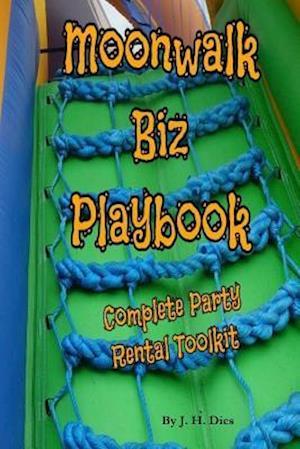Bog, paperback Moonwalk Biz Playbook af J. H. Dies