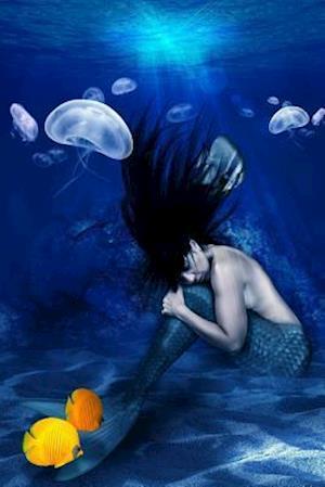 Bog, paperback Mermaid Under the Sea Art Journal af Cs Creations