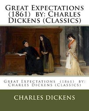 Bog, paperback Great Expectations (1861) by af Charles Dickens