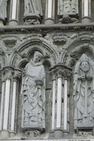 Bog, paperback Nidaros Cathedral Sculptures in Trondheim, Norway af Unique Journal