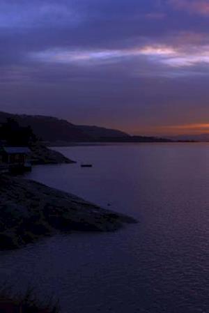 Bog, paperback Sunset at the Oslofjord in Norway af Unique Journal