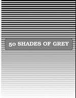 50 Shades of Grey af Graph Paper and More