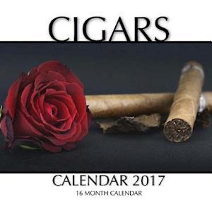 Bog, paperback Cigars Calendar 2017 af David Mann
