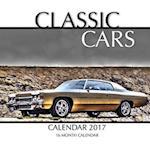 Classic Cars Calendar 2017