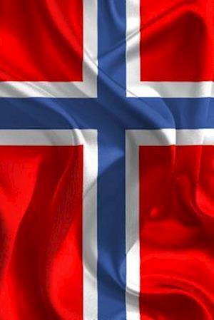 Bog, paperback The National Flag of Norway af Unique Journal