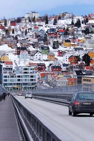 Bog, paperback The Sandnessund Bridge in Tromso, Norway af Unique Journal
