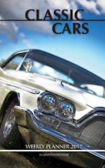 Classic Cars Weekly Planner 2017