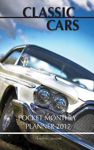 Bog, paperback Classic Cars Pocket Monthly Planner 2017 af David Mann