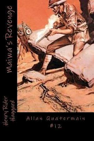 Bog, paperback Maiwa's Revenge af Henry Rider Haggard