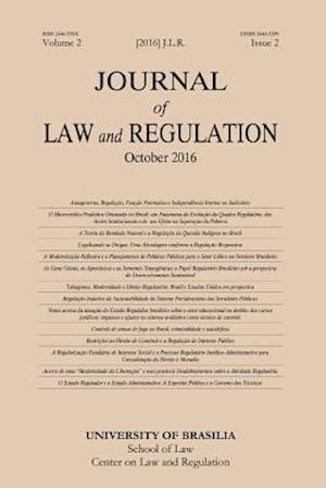 Bog, paperback Journal of Law and Regulation / Revista de Direito Setorial E Regulatorio af Andre Melo Gomes Pereira, Paulo Soares Sampaio, Julianne Holder Da Camara Silva Feijo