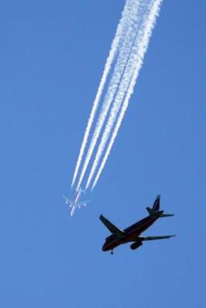 Bog, paperback Jet Planes in the Sky Journal af Cs Creations