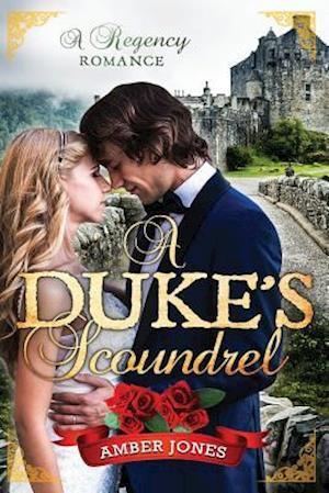 Bog, paperback A Duke's Scoundrel af Amber Jones