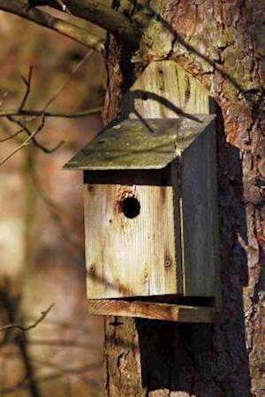 Bog, paperback Nest Box on a Tree Journal af Cool Image