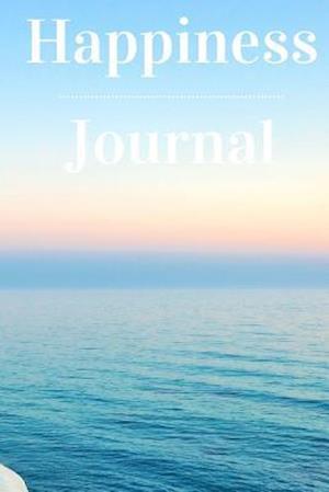 Bog, paperback Happiness Journal af Jenn Foster, Melanie Johnson, Elite Online Publishing
