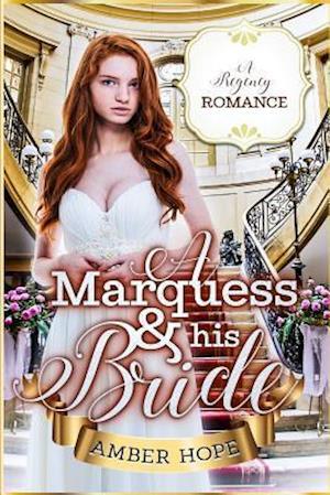 Bog, paperback A Marquess and His Bride af Amber Hope