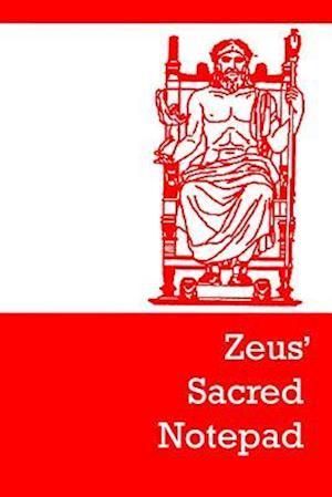 Bog, paperback Zeus' Sacred Notepad af Lazaros' Blank Books