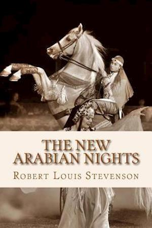 Bog, paperback The New Arabian Nights af Robert Louis Stevenson
