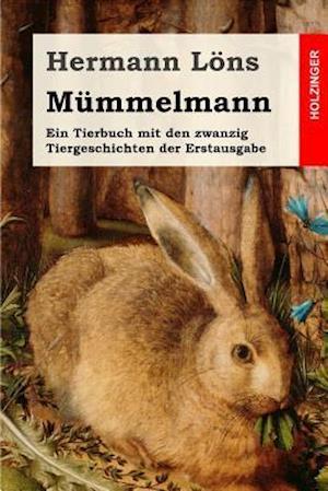Bog, paperback Mummelmann af Hermann Lons