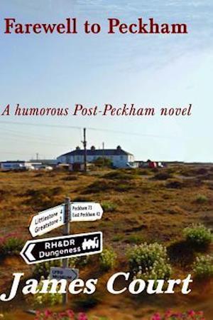 Bog, paperback Farewell to Peckham af MR James Court