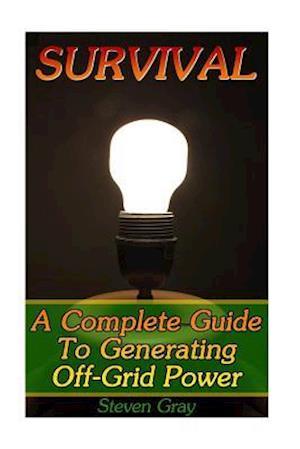 Bog, paperback Survival af Steven Gray