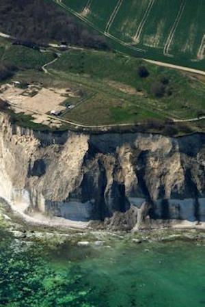 Bog, paperback Aerial View of Cape Arkona in Germany af Unique Journal