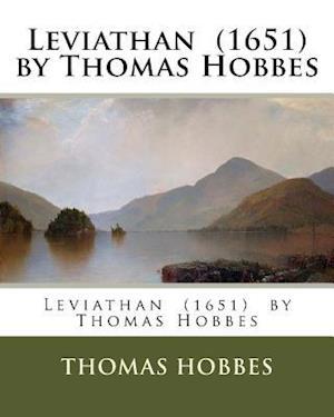 Bog, paperback Leviathan (1651) by Thomas Hobbes af Thomas Hobbes