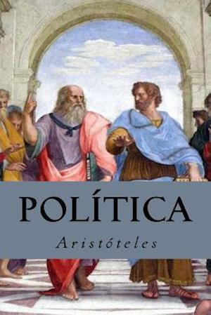 Bog, paperback Politica af Aristoteles