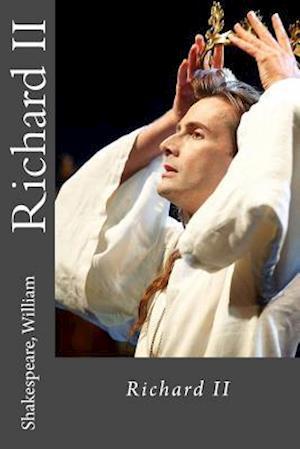 Bog, paperback Richard II af Shakespeare William