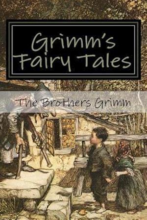 Bog, paperback Grimms Fairy Tales af The Brothers Grimm